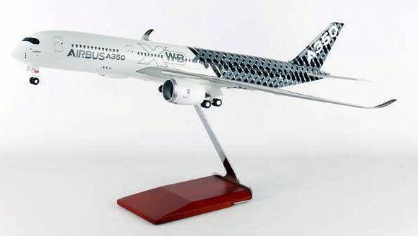 Airbus a350 XWB House Couleur Carbon 1 100 Skymarks skr8804 modèle d'avion