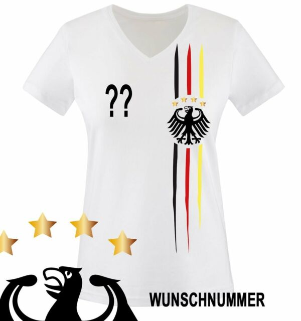 Fußball WM 2014 Kinder Fan T-Shirt 2018 NUMMER Comedy Shirts WUNSCHNAME u