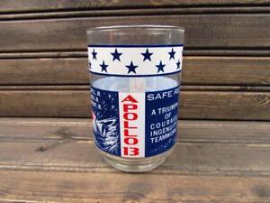 Souvenir-Apollo-13-Safe-Return-April-17-1970-Libbey-Glass-Tumbler-b182