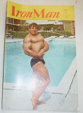 Ironman Magazine Casey Viator July 1972 111414R