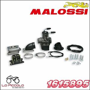 1615895-Carburateur-Complet-Malossi-Phbh-30-B-Vespa-T5-125-2T