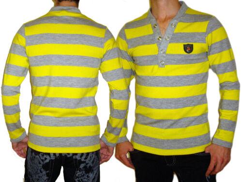 Jeel Jeans Pullover Shirt Neu Herren Oberteil Clubwear Design Pulli Strickjacke