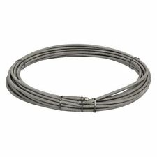 Ridgid 37842 Drain Cleaning Cable 38 In X 50 Ft