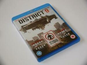 Blu-Ray ~ District 9 ~ Copley / James / Cope
