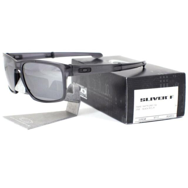 ae990fd96ac ... buy oakley oo 9246 02 sliver f foldable matte grey ink black iridium  mens sunglasses bda3c