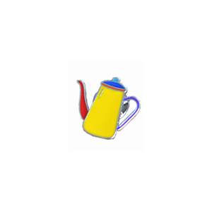 Blue-Yellow-Red-Barista-Coffee-Geek-Gooseneck-Tea-Pot-Maker-Pin-Brooch-Badge