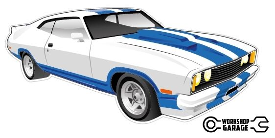New! Collectable Ford XC Cobra