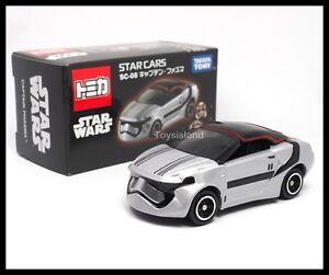 TOMICA-STARWARS-SC-08-Captain-Phasma-TOMY-STAR-CARS-NEW-STAR-WARS