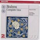 Brahms: Complete Trios (CD, Jun-1993, 2 Discs, Philips)