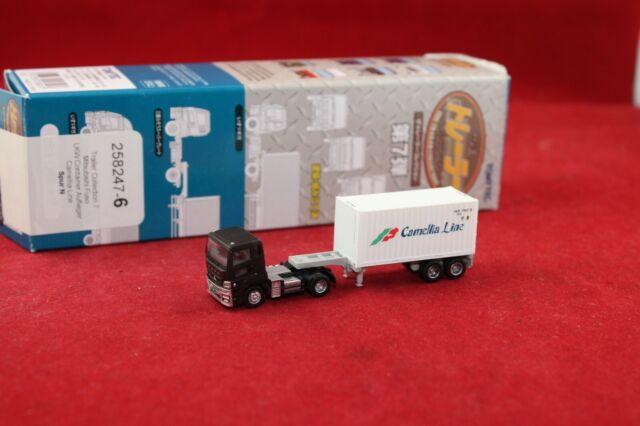 Tomytec 258247-7 Spur N Mitsubishi Fuso LKW-Auflieger Camelia Line//NEU//OVP