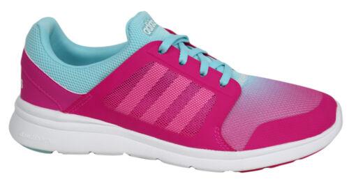 Cloudfoam F99578 para Xpression azul D122 zapatillas con Adidas rosa mujer cordones PqawPzd