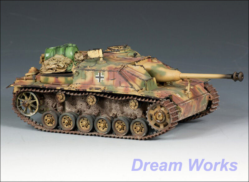 Award Winner Built Dragon 1 35 German's StuG III Ausf.G Assault Gun +PE +Resin