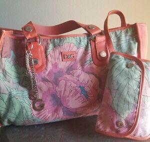 tasche Dolce Mit Handtasche Beutel amp; Blumendruck Gabbana rHwqtvH