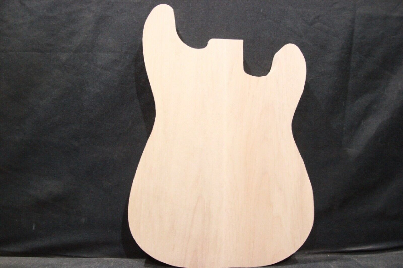 Alder  2-piece guitar body blank   Cut to  STRAT  shape    2316