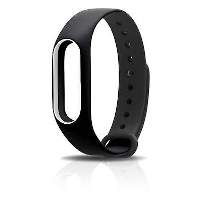 Recambio para pulsera Xiaomi Mi Band 2 Samartwach Mi Band Correa silicona Reloj