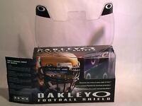 Oakley 42-000 Adult Clear Football Visor Eye Shield