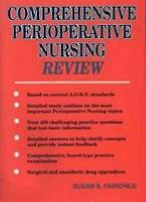 Comprehensive Perioperative Nursing Review by McLeavy, Roy -ExLibrary