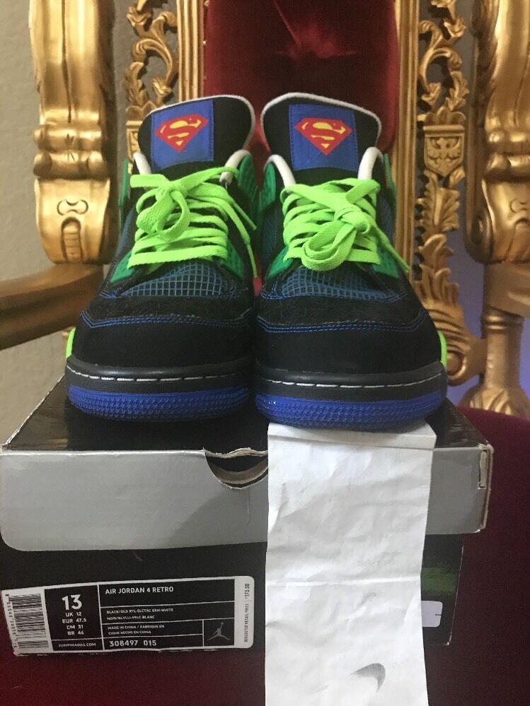 Nike Air Jordan 4 Doernbecher Db Iv 5 6 Sample PE Tokyo Bin Supreme 3 7 Vnds