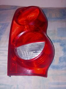 Image Is Loading 2006 Dodge Durango Right Side Tail Light Embly