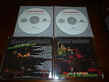 Iron Maiden / Scream For Me Barcelona - Live In Spain 2006 ORG 2CD P-A6