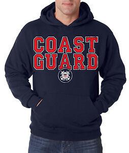 COAST-GUARD-HOODIE-US-Hooded-Sweatshirt-Military-United-States-USCG-Army-Semper
