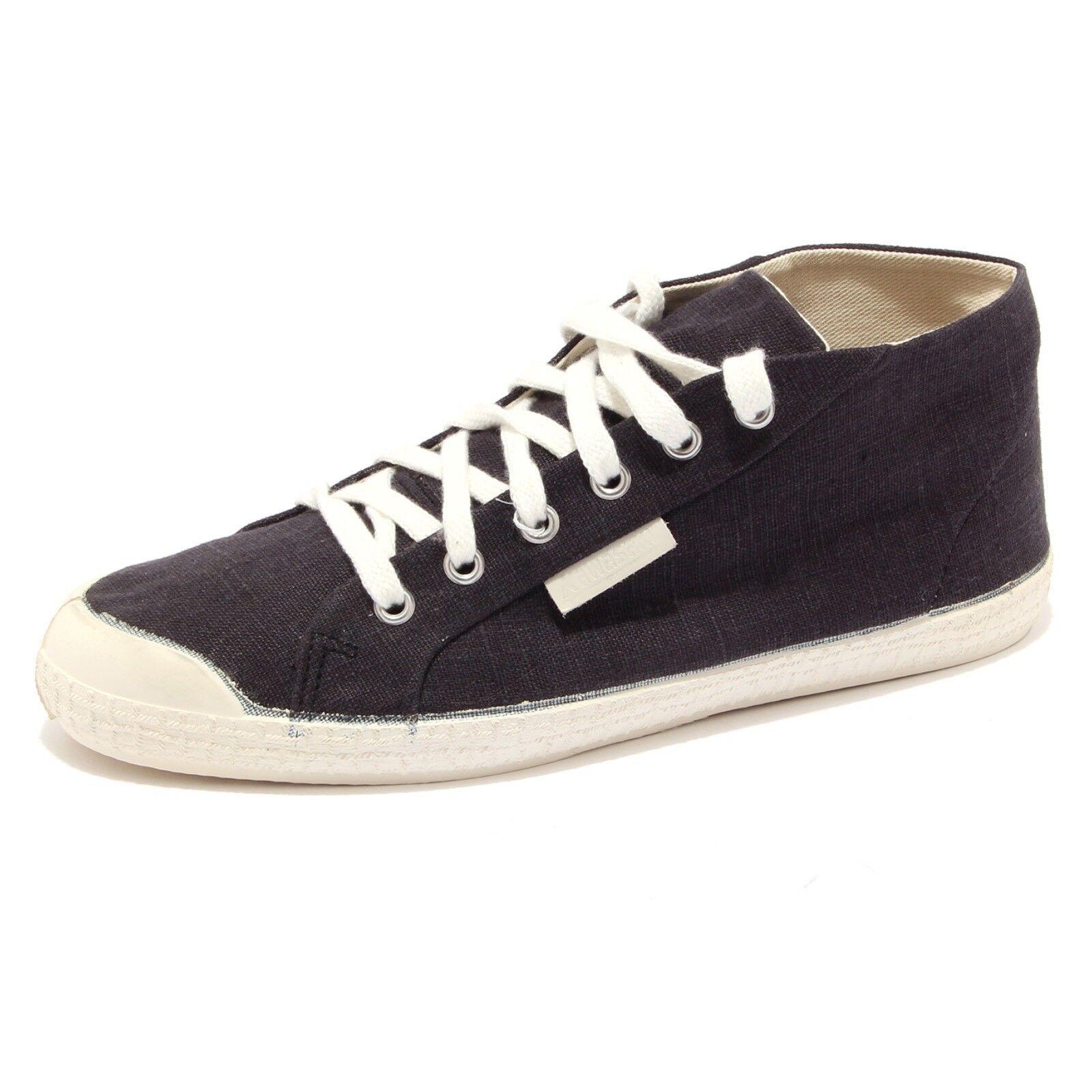 33982 sneaker KAWASAKI WHITOUT BOX FLAX HIGHT 24 scarpa uomo shoes men