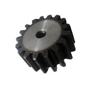 ab Lager und sofort lieferbar Zahnrad Stirnrad Modul 4 Zähne 12 bis 50 aus C45