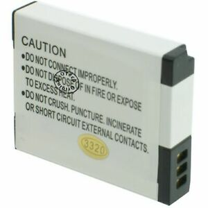 Batterie-Appareil-Photo-pour-PANASONIC-LUMIX-DMC-TZ57-capacite-1050-mAh