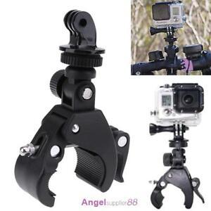 Bike-Bicycle-Handlebar-Stand-Mount-Holder-for-GoPro-Hero-5-4-3-3-2-SJCAM-Camera