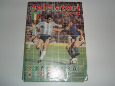 MANCOLISTE FIGURINE PANINI -CALCIATORI 1979-80- REC.- REMOVED FROM AN ALBUM