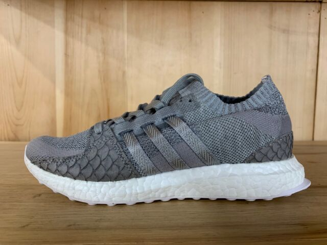 official photos bb212 a7a6a ADIDAS EQT SUPPORT ULTRA BOOST PK PUSHA T KING PUSH GREY SCALE SZ 6.5 S76777