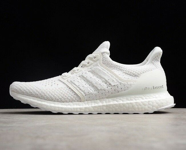 Adidas Ultraboost Clima  Men Running shoes White White