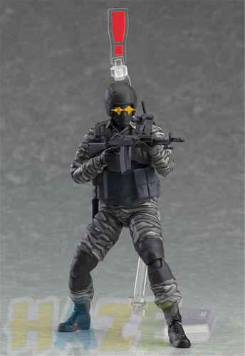 Figma 298 Metal Gear Solid 2 SONS OF LIBERTY gurlukovich Soldato Figura Modello