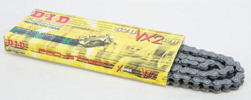 DID X Ring Chain 96 Link YFZ 450 250R 300EX 400EX 450R LT Z400 KFX LTZ 400 LTR