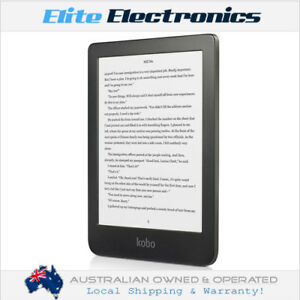KOBO-CLARA-HD-6-034-EREADER-EBOOK-READER-W-COMFORTLIGHT-PRO-BLACK