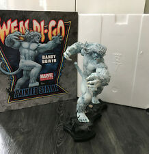 Bowen Designs Wendigo Wen-DI-GO dipinto Statua MARVEL COMICS CAMPIONE