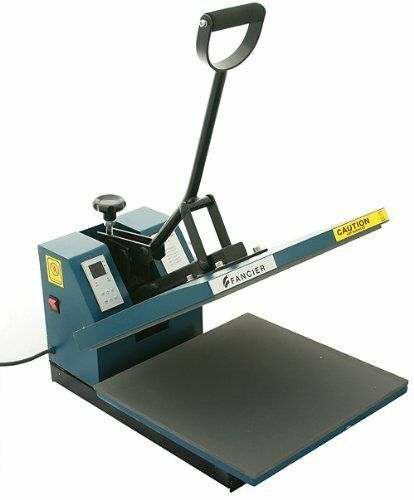 Fancierstudio Power Heat press Digital Heat Press 15 x 15 Sublimation Heat Pr...