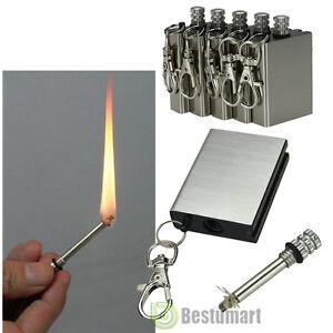 Lot5pcs-Survival-Emergency-Camping-Fire-Starter-Flint-Metal-Match-Lighter-Hiking