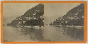 Lac A Identificare Suisse Italia Foto Stereo L9n6 Vintage Analogica