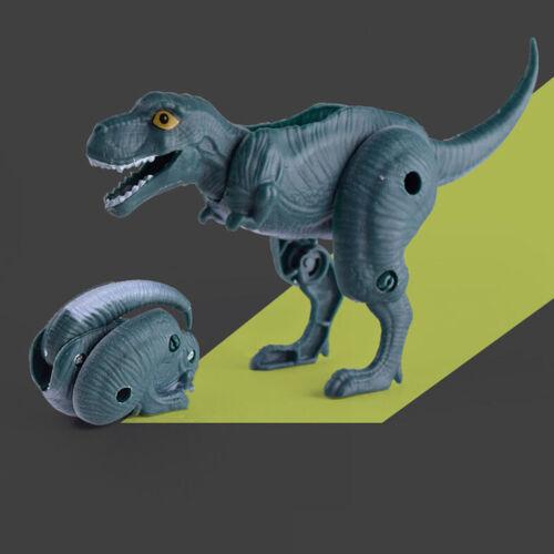 Easter surprise eggs dinosaur toy model deformed dinosaurs egg   I
