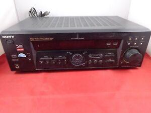 Details about Sony STR-DE475 5 1 Channel Home Theater Digital AV Stereo  Receiver