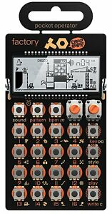 Teenage-Engineering-PO-16-factory-Melody-Lead-Synthesizer-Pocket-Operator