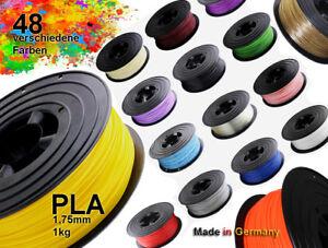 3D-Drucker-Filament-1kg-PLA-1-75mm-Durchmesser-Spule-Rolle-1000g-Made-in-DE