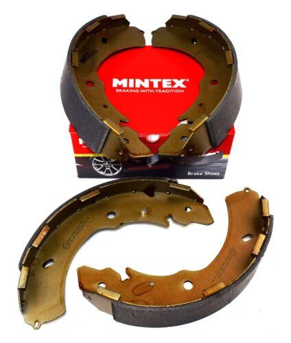 MINTEX REAR BRAKE SHOES SET MITSUBISHI L200//TRITON MFR653 REAL IMAGE OF PART