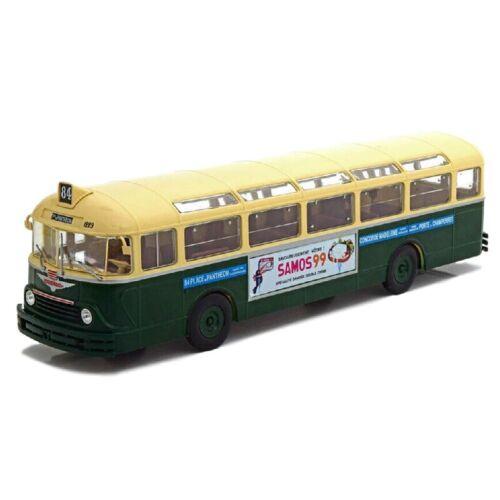 Chausson APVU RATP APU//53 1:43 Ixo Autobús bus Diecast