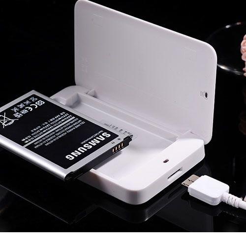 100/% Oem Cuna Dock Cargador 2600mah Batería Para Samsung Galaxy S4