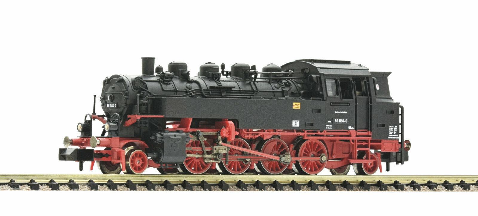 Fleischmann n 708703 máquina de vapor br 86 del Dr nuevo embalaje original