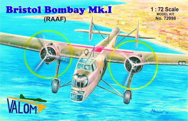 VALOM 1 72 Bristol Bombay modello I (RAAF)  72098