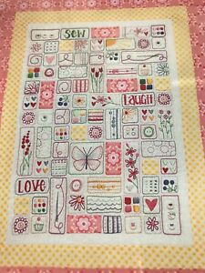 PATTERN-Sew-Laugh-Love-pretty-stitchery-PATTERN-Leanne-039-s-House
