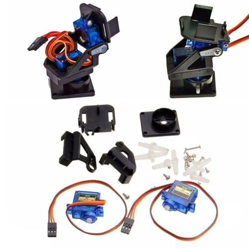Pt Schwenk Neigung Servo Kamerahalter Plattform Anti-vibration für Flugzeug